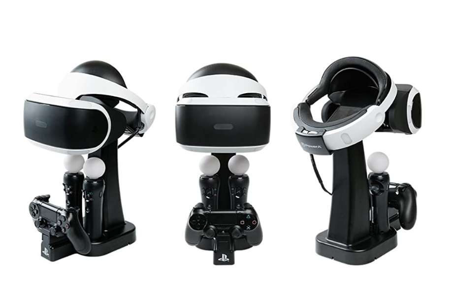 Charge & Display Stations For PlayStation VR